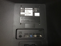 """Used Lg monitor 22"""" with hdmi read details  in Dubai, UAE"""