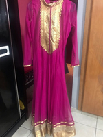 Used Anarkaali dress - New  in Dubai, UAE