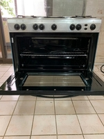 Used Stove Oven and Grill (Brand : Indesit) in Dubai, UAE