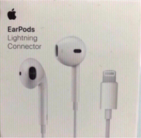 Used IPhone earpods with lightening  in Dubai, UAE
