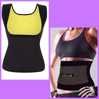 Used Body Shaper 2XL and Waist Burning  in Dubai, UAE