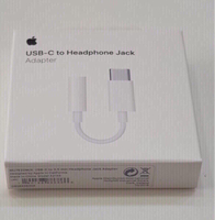 Used ORIGINAL APPLE USB C TO HEADPHONE JACK in Dubai, UAE
