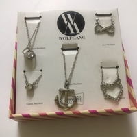 New Wolfgang necklaces 5pcs