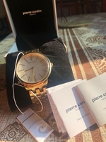 Used Brand new , pierre cardin watch for men  in Dubai, UAE
