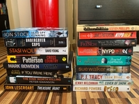 Used Fiction books in Dubai, UAE