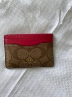 Used Coach card holder in Dubai, UAE