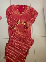 Used Long party gold dress in Dubai, UAE
