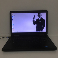 Used Dell latitude e5540 # battery no backup  in Dubai, UAE
