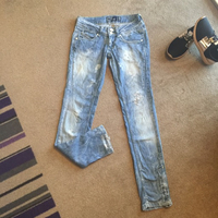 Bershka denim pants