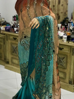 Used Brand new Saree for sale! in Dubai, UAE
