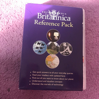 Used Encyclopedia britannica reference pack in Dubai, UAE