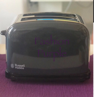 Used Russel Hobbs 2 slice Toaster/ Gray in Dubai, UAE