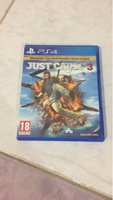 Used Just cause 3 with a register code  in Dubai, UAE