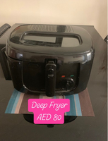 Used Deep Fryer in Dubai, UAE