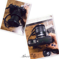 Used FUJIFILM X-MI DSLR Camera 📸 ❤️ in Dubai, UAE