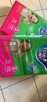 Used 2 pieces Fine Baby Diaper (no.5) in Dubai, UAE
