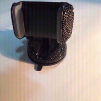 Used Silicon sucker phone holder in Dubai, UAE
