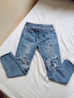 Used Cotton On Ripped Jeans in Dubai, UAE