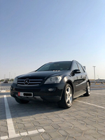Used Mercedes ML500 2008 in Dubai, UAE