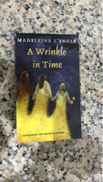 Used A wrinkle in time book in Dubai, UAE