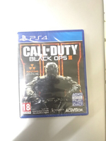 PS4 game COD black ops 3