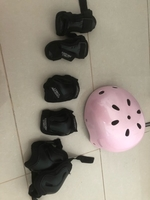 Used 7 piece protection gear for kids in Dubai, UAE