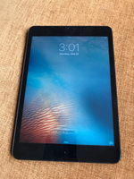 Used IPAD MINI WIFI+CELLULAR 64GB MATTE BLACK in Dubai, UAE