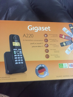 Used Gigaset wireless phone in Dubai, UAE