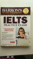 Used Barron's IELTS — 6 Full Practice Tests  in Dubai, UAE