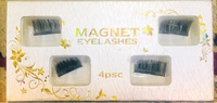 Used MAGNET EYELASHES (wear more than 10 time in Dubai, UAE