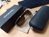 Used Authentic Chanel Sunglass 100% Legit in Dubai, UAE