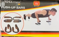 Used Push Up Bars LORDEX GERMANY in Dubai, UAE