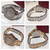 Used Bundle offer gold+silver watches  in Dubai, UAE