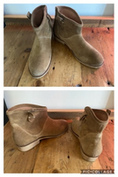 Used Zara boots for girl in Dubai, UAE