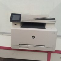 Used Hp color laser all in one in Dubai, UAE