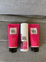 Used L'Oréal Hair colour hot pink in Dubai, UAE
