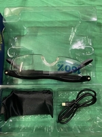 Used Led glasses with anti blue in Dubai, UAE
