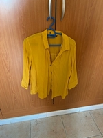 Used Stradivarious, yellow shirt in Dubai, UAE