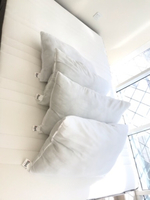 Used Pillows for bed 4 pieces  in Dubai, UAE