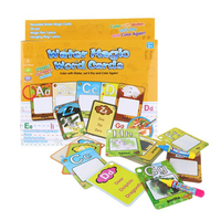 Used Water Magic Word Cards/ Ages3+ in Dubai, UAE