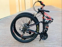 "Used Land Rover folding bicycle 26"" Cycle in Dubai, UAE"
