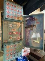Used Frozen MakeUp set for kids (almost new) in Dubai, UAE