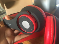 Used STEREO WIRELESS HEADSET Red in Dubai, UAE