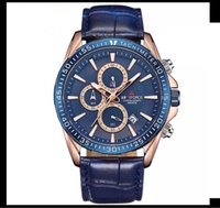 Used men blue watch brand new in Dubai, UAE