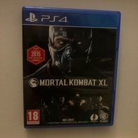 Used Mortal Kombat XL | PS4 Video Game in Dubai, UAE