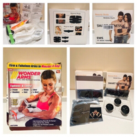 Used Wonder Arms Workout System&mobil gym in Dubai, UAE