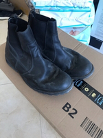 Used Timberland leather boot  in Dubai, UAE