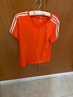 Used Adidas orange top in Dubai, UAE