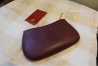 Used Authentic Cartier small pouch  in Dubai, UAE