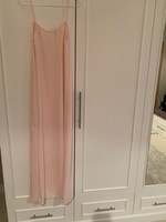 Used Mango Pink Long Dress - Sz S in Dubai, UAE